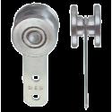 mRunner 30x44 - 2 ball-bearing rollers
