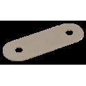 hTurn button TITAN - Backing plate TITAN