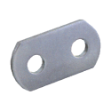 aRunner backing plates 2 holes Ø8,2 Center distance 22mm