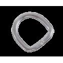 aWelded d-rings - Zinc-plated steel
