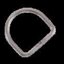 bWelded d-rings - Inox
